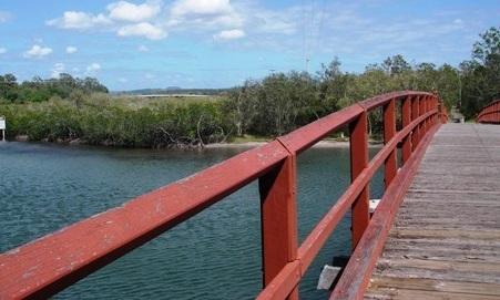 Weyba Bridge